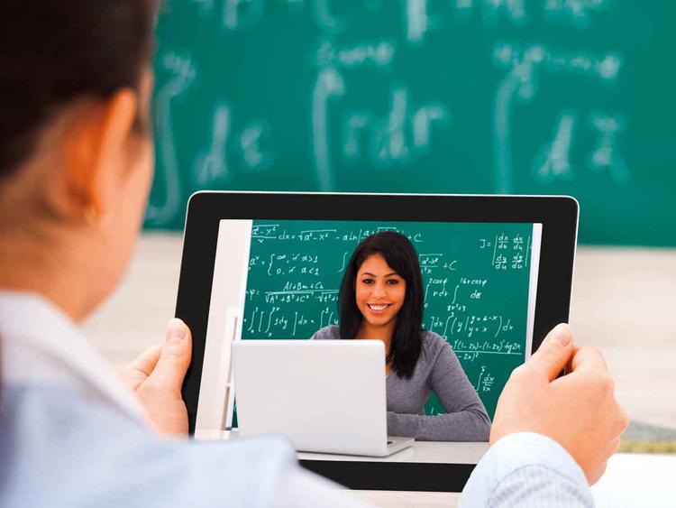 Uzaktan eğitim E-okul EBA